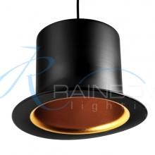 Светильник лофт 3727/1 BK