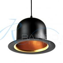 Светильник лофт 3728/1 BK