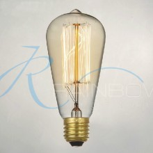 Fashion-Incandescent-Vintage-Light-Bulb-DIY-Handmade-Edison-Bulb-Fixtures-E27-220V-40W-60-140-mm