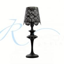 Настольная лампа 618/1T BK