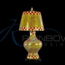 Настольная лампа 008/2T COL/RD