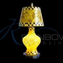 Настольная лампа 008/2T TAN