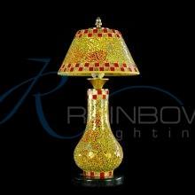 Настольная лампа 009/2T COL/RD