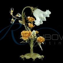Настольная лампа флористика 035/1Т
