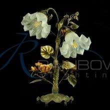 Настольная лампа флористика 035/2T