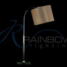 Настольная лампа с поворотным абажуром 108/T5 PB/BR
