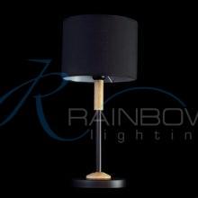 Настольная лампа 109/1T BK