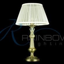 Настольная лампа с абажуром 137/1T DAB