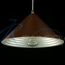 Светильник лофт 2986/1 S BR/SL