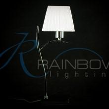 Настольная лампа с абажуром 50354/1Т