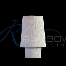 Настольная лампа белая большая 781/1T B WT