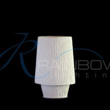 Настольная лампа белая малая 781/1T S WT