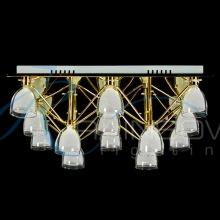 Люстра потолочная на 3 режима 7012/13 FG