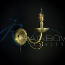 Бра под свечку 50307/1w DAB