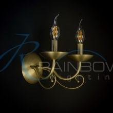 Бра свечи 50307/2w DAB