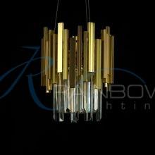Подвес LED золото 4230/300 GD