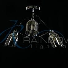 Люстра с плафонами 4164/3 CR/SM