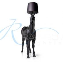 Торшер конь 557/1F BK