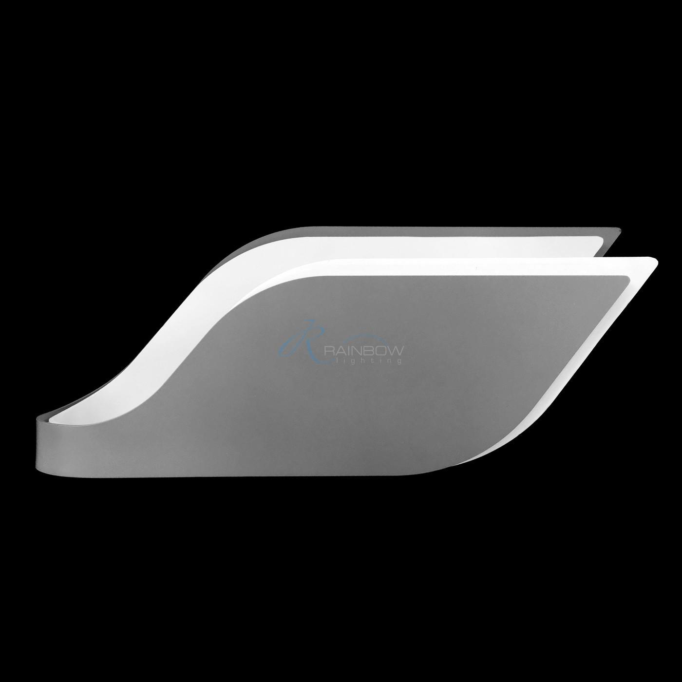 бра серое 7089-1w gray