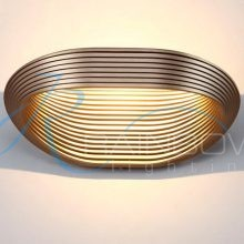 Бра золотистое LED 7085/13w GD