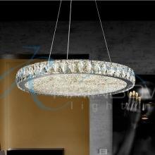 Люстра хрустальная подвесная LED 4077/400 CR pend