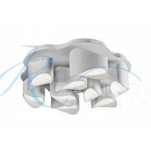 Люстра потолочная LED c пультом белая 4135/9X