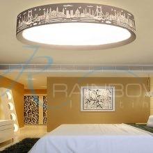 Люстра потолочная LED Город 4110/800