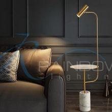 Торшер LED со столиком 4423/F COOPER