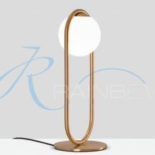 Настольная лампа с плафоном 4141/1T