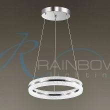 Люстра «Кольцо» подвесная LED 4126/1