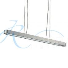 Светильник в стиле минимализм серый 2767/90