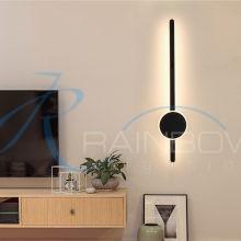 Бра LED черное малое 4442/L620