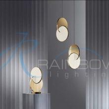 Подвес LED золото 4362/1 FG